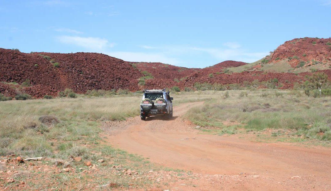 Bob Cooper Outback Survival