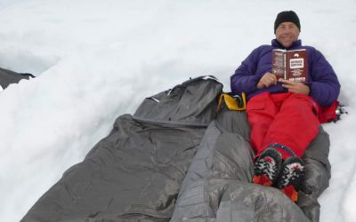 Email from Chris Pervan in Antarctica