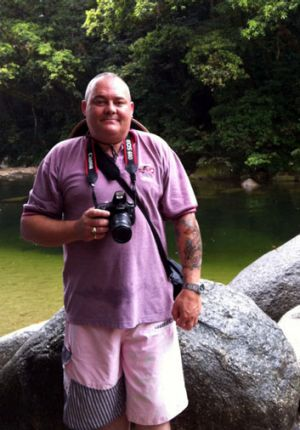 Michael Keith Graham, 46, is missing. - Image: http://www.watoday.com.au